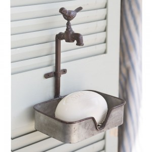 Hanging Songbird Soap Dish