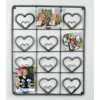 Heart Wall Photo Holder