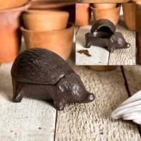 Hedgehog Trinket Box