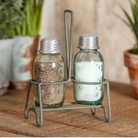 Henderson Salt and Pepper Caddy with Shakers