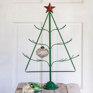 Holiday Tree with Wire Branches