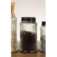 Hoosier Coffee Jar
