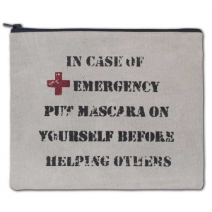 In Case of Emergency Travel Bag