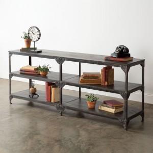 Industrial Long Shelf