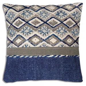 Jamila Hand Woven Throw Pillow