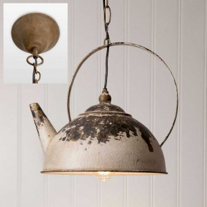 Kettle Pendant Lamp