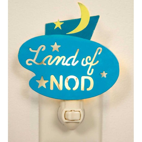 Land of Nod Night Light