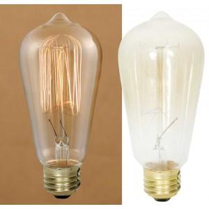 Large 40 Watt Vintage Bulb