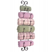 Large Adirondack Towel Rack