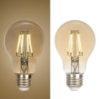 LED Pear Edison Bulb, Dimmable