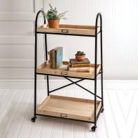 Lehigh Three-Tier Standing Shelf