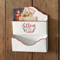 Letters to Santa Wall Pockets