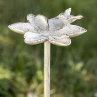Lily Garden Stake Feeder