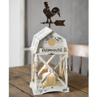 "Martinsville ""Farmhouse"" Lantern"