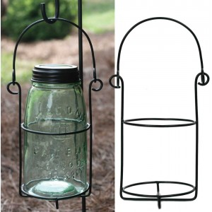 Mason Jar Hanging Caddy - Quart