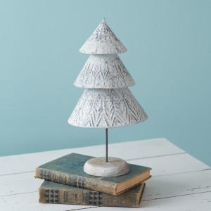 Medium Winter Wonderland Tabletop Tree