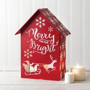 Merry and Bright Luminary