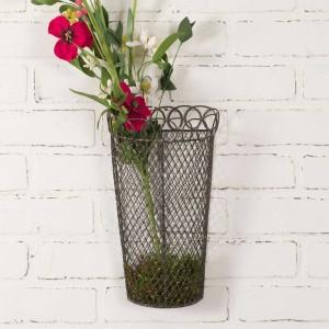 Mesh Wall Basket