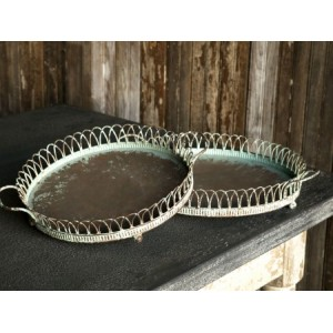 Metal Tray Set