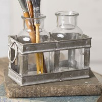 Mini Double Carafe Carrier