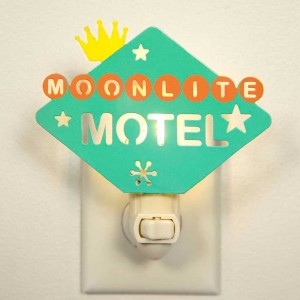 Moonlite Motel Night Light