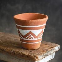Mya Painted Pot