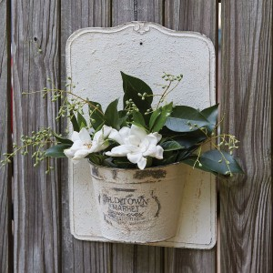 Old Town Market Wall Planter