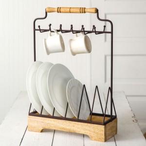 Pauline Plate Rack