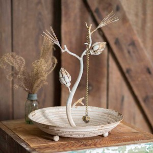 Pine Bough Vanity Tray
