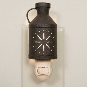 Pinwheel Milk Pitcher Night Light