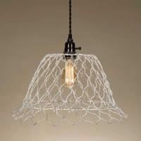 Pollyanna Wire Pendant Light