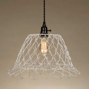 Pollyanna Wire Pendant Light
