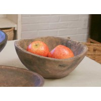 Primitive Round Bowl