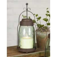 Quart Mason Jar Butler Lantern