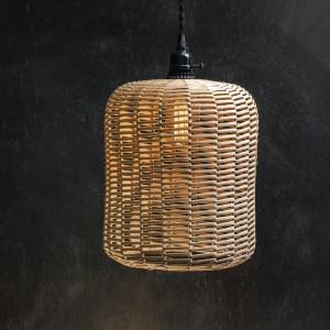 Rattan Santa Barbara Pendant Lamp