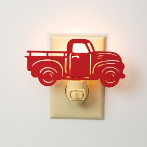 Red Truck Night Light - Box of 4