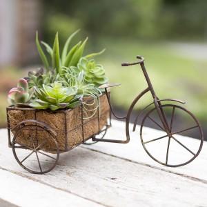 Rickshaw Planter