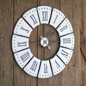 Roman Numeral Wall Clock