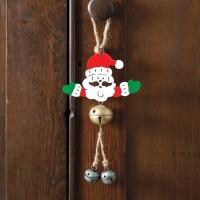Santa Doorknob Decor