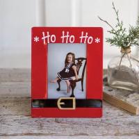 Santa Suit Photo Frame
