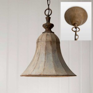 Savannah Bell Pendant Light