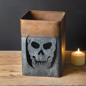 Scary Skeleton Luminary
