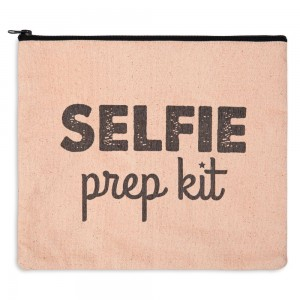 Selfie Prep Kit Travel Bag