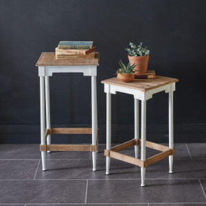 Set of Two Arabella Side Tables