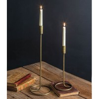 Set of Two Taper Candle Holders