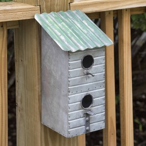 Shanty Birdhouse
