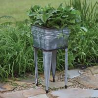 Single Wash Bin Planter