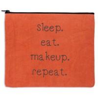 Sleep Eat Makeup Repeat Travel Bag
