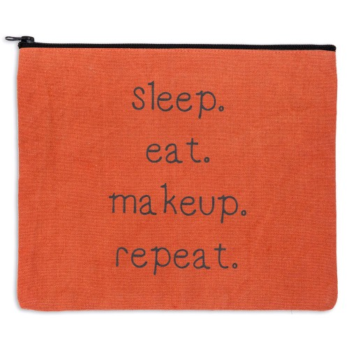 Sleep Eat Makeup Repeat Travel Bag