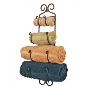 Bulk - Small Adirondack Towel Rack
